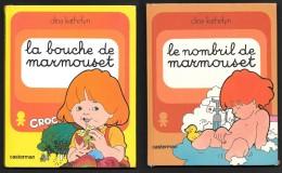 MARMOUSET //Dina Kathelyn - Casterman - Lot De 2 Livres - Voir Descriptif - Livres, BD, Revues