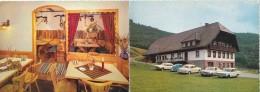 KLAPPKARTE !!! Bad Rippoldsau-Schapbach / Schapbach / Gästehaus Heinerhof (D-A126) - Bad Rippoldsau - Schapbach