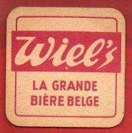 Sous-bock - Wiel's - La Grande Bière Belge - Sous-bocks
