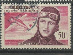 France 1957 50f Maryse Bastie Issue  #C33 - Airmail