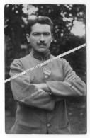 59 BAVAY / CARTE PHOTO / 1918 / GARAGISTE / 127e RI ( VALENCIENNES )/ 127e REGIMENT D'INFANTERIE / PRISONNIER / HANOVRE - Bavay