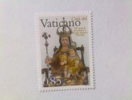 VATICAN 2009 - Nostra Signora D'Europa - Emission Commune Avec Gibraltar - Vatican