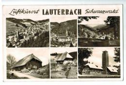 11643  CPA  Luftkurort  LAUTERBACH  ;  Carte Photo 1954 ,  ACHAT DIRECT !!! - Lauterstein
