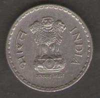 INDIA 5 RUPEES 2000 - India