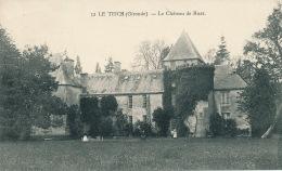 LE TEICH - Le Château De RUAT - Autres Communes