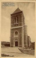 FRAITURE-EN-CONDROZ : Eglise St Remacle Et Ste Brigide Vue De Face - Tinlot