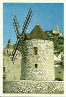 ALLAUCH -- Le Moulin 17e Siecle -- - Allauch