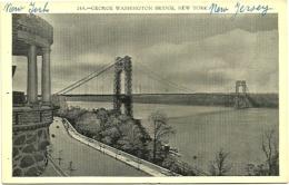 24.-  GEORGE  WASTHINGTHON  BRIDGE ,   NEW YORK - New York City