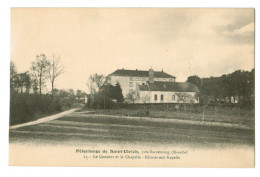 11687 CPA  Pèlerinage De SAINT ULRICH  , Prés Sarrebourg  , Le Couvent Et La Chapelle - Sarrebourg