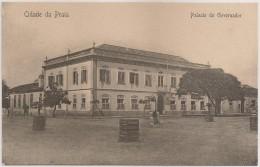 Postal Cabo Verde - Cap Vert - Cidade Da Praia - Palacio Do Governador - Carte Postale - Postcard - Cap Vert