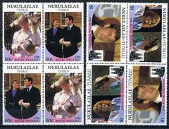 1986 - NUKULAELAE - TUVALU - Catg. Mi.  96/99 - NH - (CW BLOCK147) - SARA E ANDREW - Tuvalu