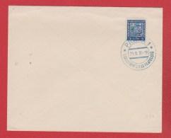 Tchécoslovaquie  --env Timbre N 252 Avec Cachet Praha 1   29/3/1936 - Covers & Documents