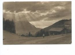 Chalet Et Paysage Landschaft 1910 - Cartes Postales