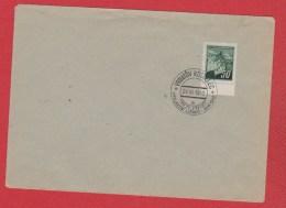 Tchécoslovaquie  -- Env Vrbatov Kostelec   -- 24/6/1945 - Covers & Documents