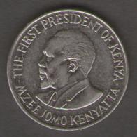 KENIA 1 SHILLING 2005 - Kenia