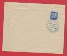 Tchécoslovaquie  -- Env Cachet Praha 1 29/3/1936 - Covers & Documents
