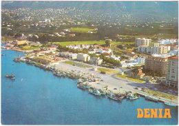 Gf. DENIA. Vista Aérea. Puerto. 12 - Alicante