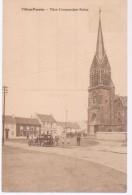 Cpa Villers Perwin  1934 - Les Bons Villers