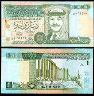 Jordan 1 Dinar 2002 Pick 29d UNC - Jordanie