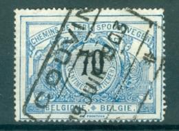"BELGIE - OBP Nr TR 23 - Cachet  ""COUVIN"" - (ref. AD-4692) - 1895-1913"