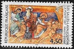 N°  3082  FRANCE   - OBLITERE  -  LES SALLES LAVAUGUYON  -  1997 - Frankreich