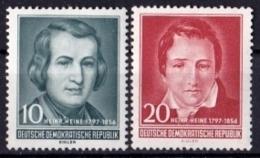 DDR Mi. Nr. 516-517 ** (A-2-1) - [6] Repubblica Democratica