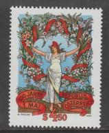 TIMBRE NEUF D´AUTRICHE - CENTENAIRE DU 1ER MAI N° Y&T 1816 - Celebrations