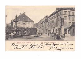 LA CHAUX DE FONDS - La Grande Fontaine - - Suisse
