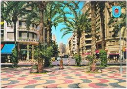 Gf. ALICANTE. Explanada De Espana. 34 - Alicante
