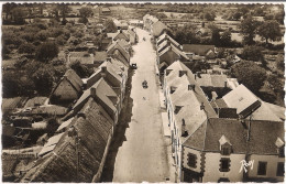 44  SAINT  LYPHARD    VUE  DU  BELVEDERE  RUE  PRINCIOALE - Saint-Lyphard