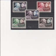 LAOS -  N° 18 A 22  - NEUF X- ANNEE 1952 - - Laos