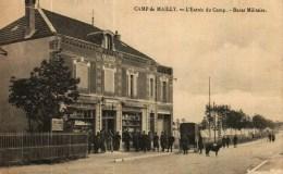 CPA   (10)     MAILLY-Le-CAMP -   L'Entrée, Bazar Militaire  A. Nieps - Mailly-le-Camp