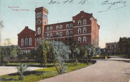 Liban - Beyrouth - Collège Américain - Militaria 1918 115 T. 18ème Cie - Editeur Tarazi Et Fils Beyrouth