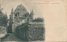 BEAULIEU - Ancien Château - Frankreich