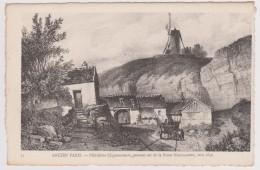 ANCIEN PARIS - 71 - Plâtrières Clignancourt Vers 1830 - France