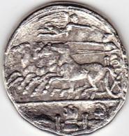 ITALIE Jeton Syracuse Decadrachme Vè S. Avt J.C Collection BP Trésor Des Monnaies Antiques TTB Publicité Pièce Monnaie - Royaux/De Noblesse