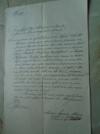 D137988.32 Old Document   Hungary Strigonii - Rudolpho Strassburg- Aloysia Toperczer 1870 - Fidanzamento