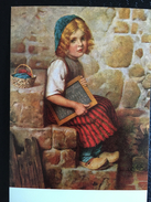HERMANN KAULBACH  GRETL - Malerei & Gemälde