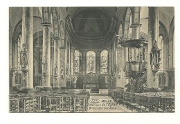Melle : Intérieur De L'église - Melle