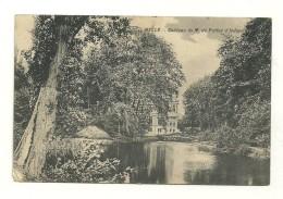 Melle : Château De M. De Potter D'Indoye - Melle