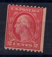 EE.UU.  AÑO 1914.  Sc 442 -  Yv  183 AB (MH) - Estados Unidos
