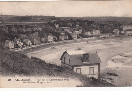 Cp , 22 , VAL-ANDRÉ , Vue Sur La Communauté Prise Du Château Tanguy - Pléneuf-Val-André