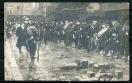 """CPA S/w AK Frankreich,France Salon De 1906 """"Andre Dewambez-Paris Sous La Commune"""" 1 AK Blanco - Esposizioni"""