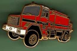 SAPEURS POMPIERS *** CAMION IVECO *** A053 - Firemen