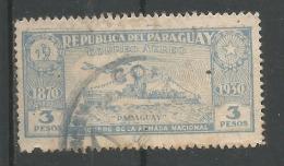 Constitution Canonnière 3p Outramer - Paraguay