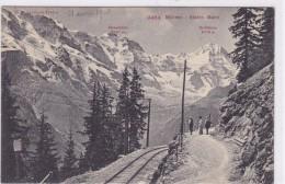 Suisse - Mürren - Elektr - Bahn - Schweiz