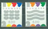 Denmark - 1999 Year 2000 MNH__(TH-8882) - Danimarca