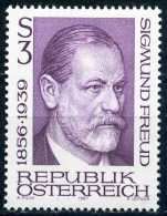Österreich - Michel 1668 - ** Postfrisch (F) - Sigmund Freud - 1945-.... 2ª República