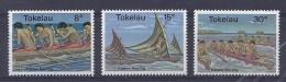 150025468  TOKELAU  YVERT    Nº  405/7  **/MNH - Tokelau