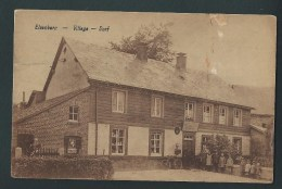 Elsenborn -  Village- Dorf. Magasin Martin Alard. Belle Animation. - Elsenborn (camp)